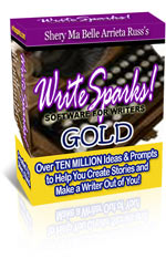WriteSparks!(tm) Gold